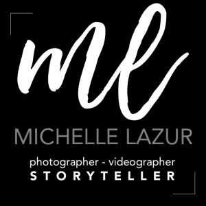 Logo of Michelle Lazur Photography Studios , a photographer in Ligonier PA